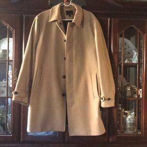 banana republic beige XL trench coat